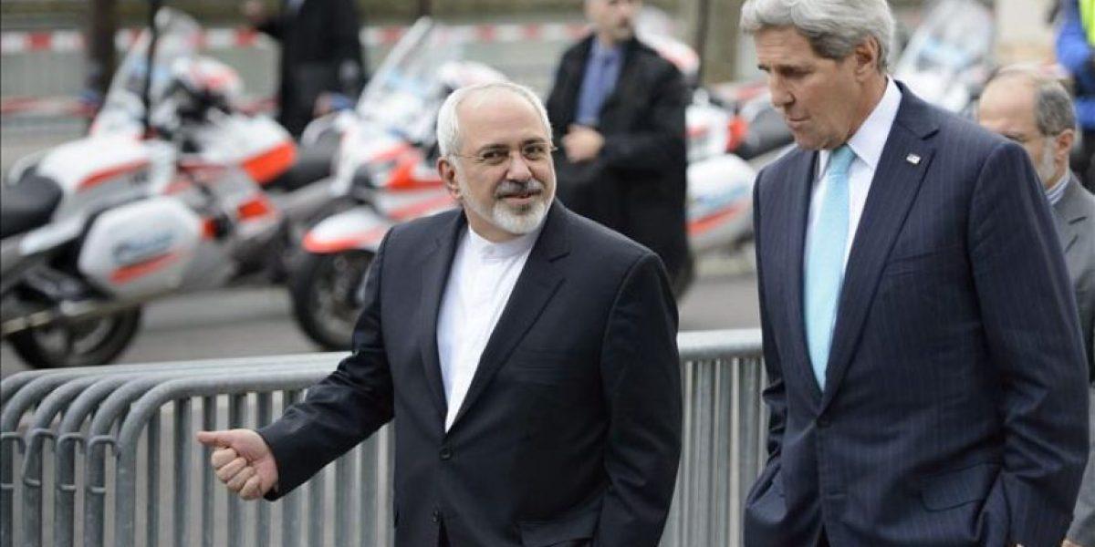 Irán y EEUU acaban la larga reunión para acercar posiciones sobre el tema nuclear