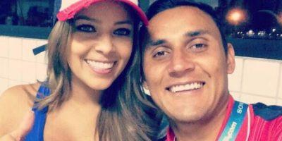 Se unió con el portero costarricense en 2009 Foto:Twitter: @andreasalasb