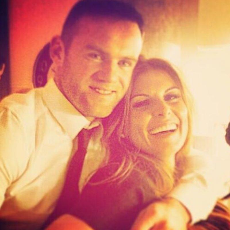 Es esposa de Wayne Rooney desde 2008 Foto:Twitter: @ColeenRoo