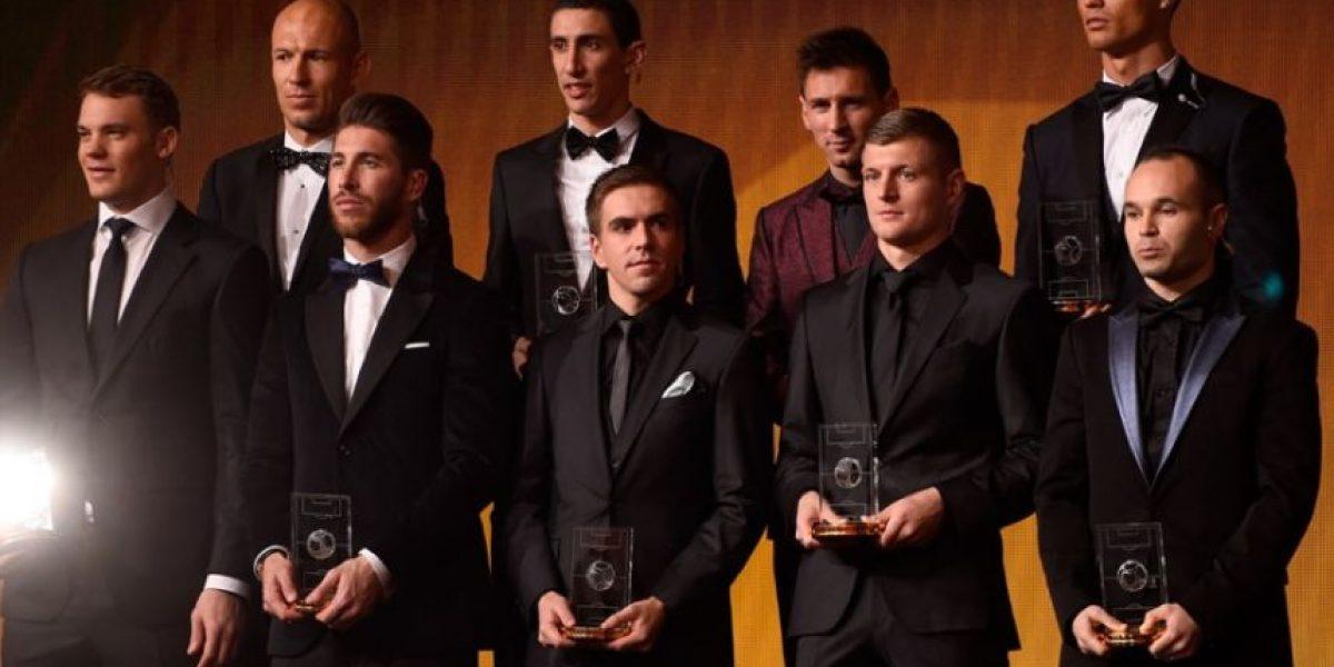 Estos 11 jugadores podrían haber entrado en el 11 ideal de FIFA