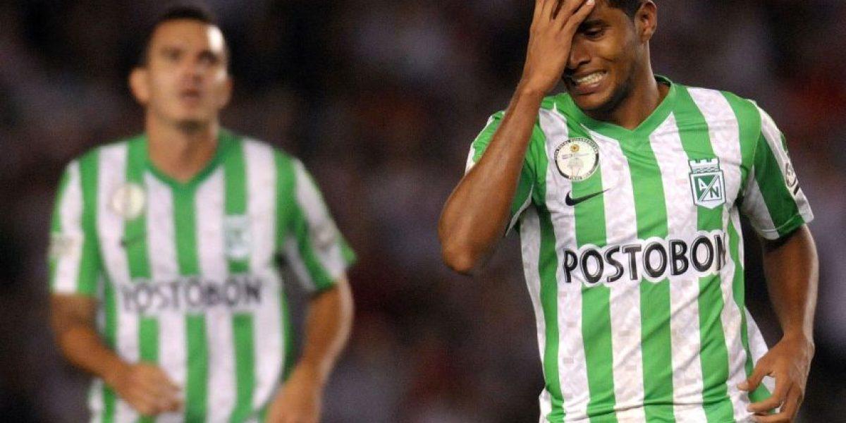 Atlético Nacional confirma la llegada de un nuevo delantero