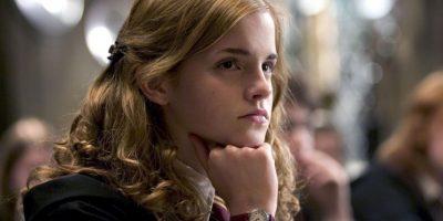 Hermione Granger (película) Foto:Warner Bros