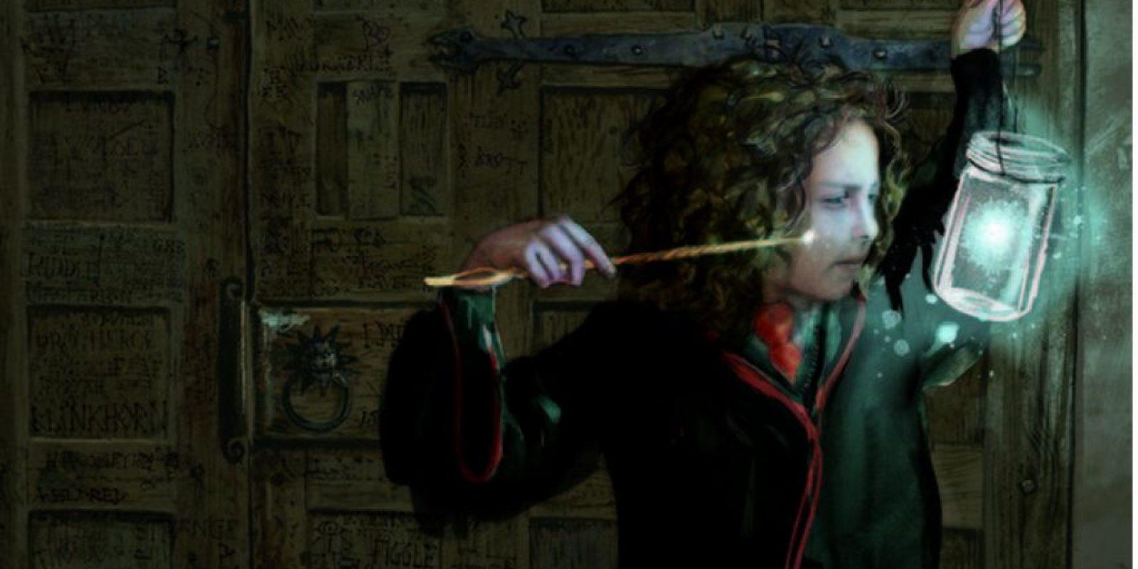 Hermione Granger (libro ilustrado) Foto:Jim Kay