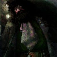 Hagrid (libro ilustrado) Foto:Jim Kay
