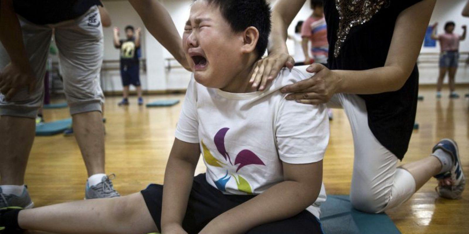 """5. Los llamados marcadores de diabetes, como los niveles de resistencia a la insulina, eran """"significativamente más altos"""" en los niños obesos, pero no en aquellos con sobrepeso. Foto:Getty Images"""