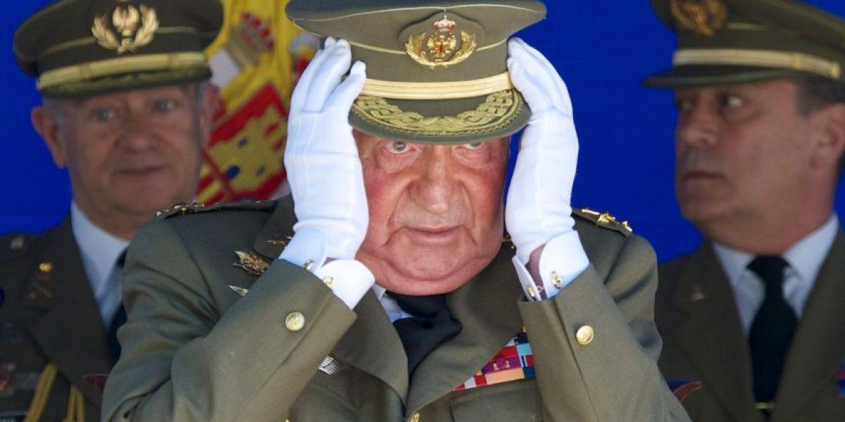 Presentan demandas de paternidad contra el Rey Juan Carlos