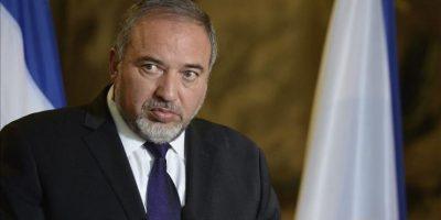 El ministro de Asuntos Exteriores, Avigdor Lieberman. EFE/Archivo