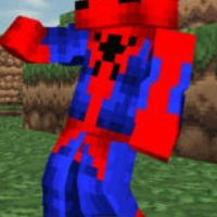 Spiderman Foto: Minecraft / Twitter