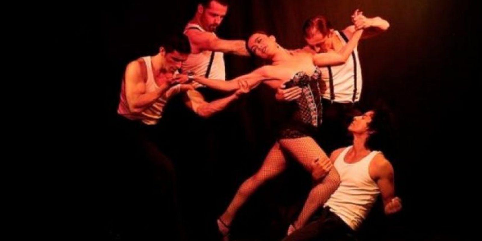 Paprika tango cabaret Foto:Prensa