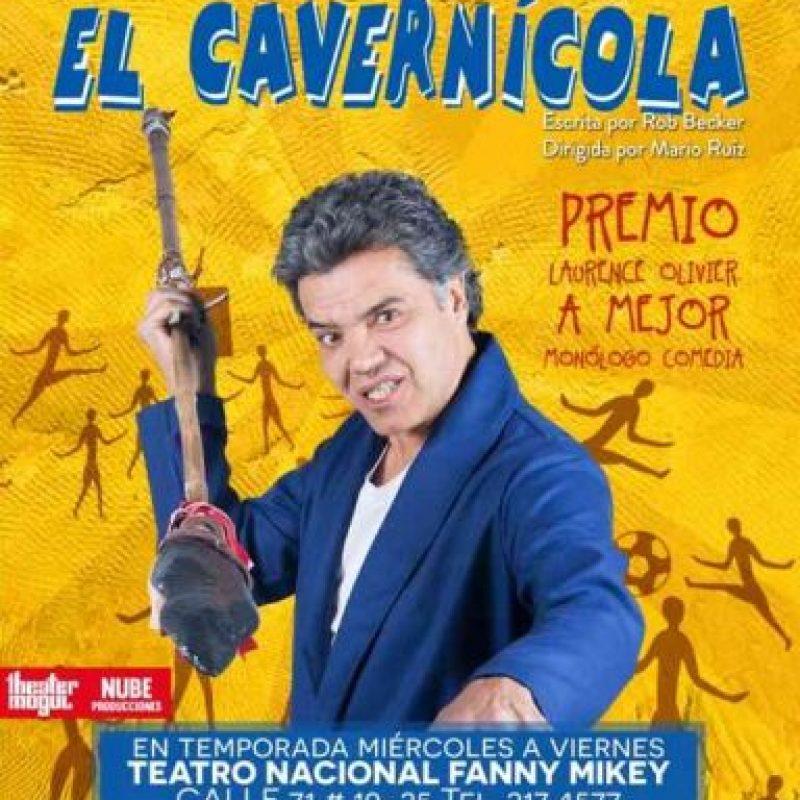 El cavernicola Foto:Prensa