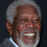 Es Morgan Freeman. Foto: Getty Images