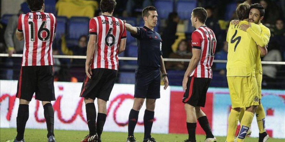 El Valencia se pone tercero; el Athletic toca fondo