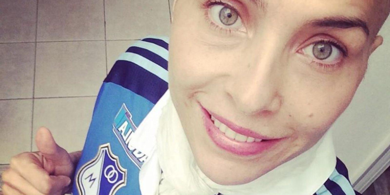 Lorena Meritano compartió la semana pasada a través de redes sociales que superó la enfermedad.