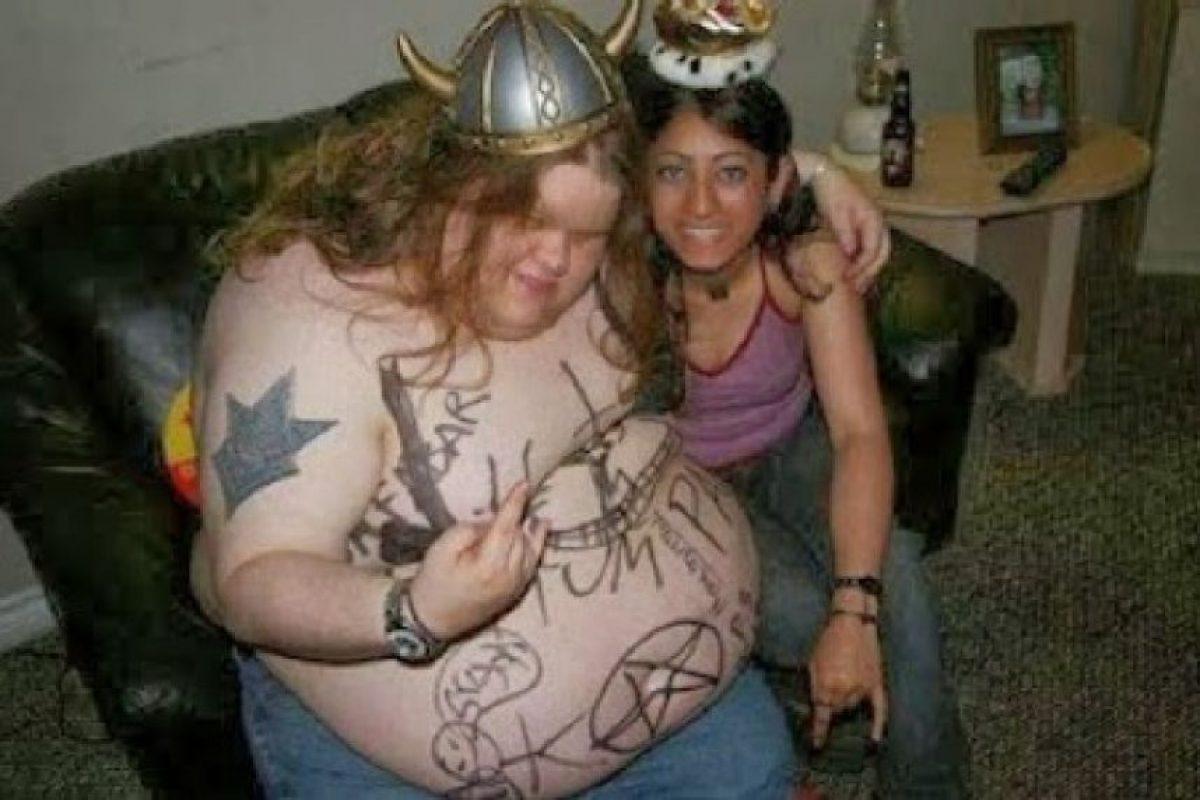 ¿Vikingos? Foto:Tumblr.com/tagged-parejas-WTF