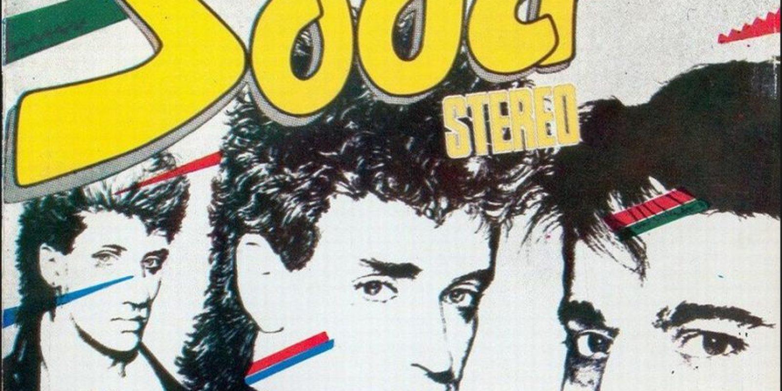 """La canción """"Nada Personal"""" de Soda Stereo Foto:Sony Music"""