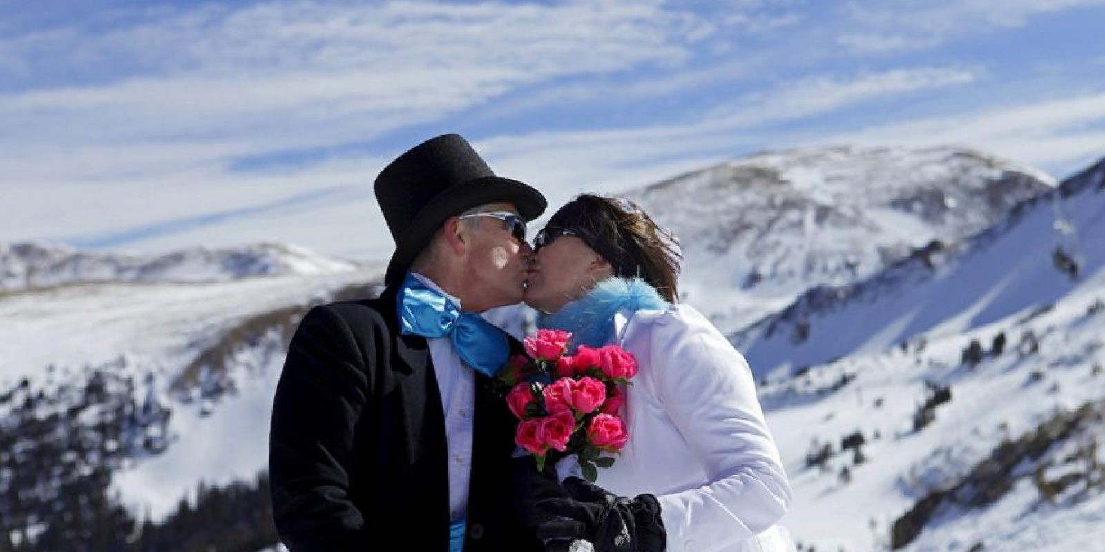 10. El amor hace que el cabello brille más. Foto:Getty Images