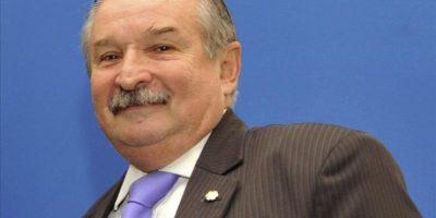 El presidente de la Delegación de Asociaciones Israelitas Argentinas (DAIA), Julio Schlosser. EFE/Archivo