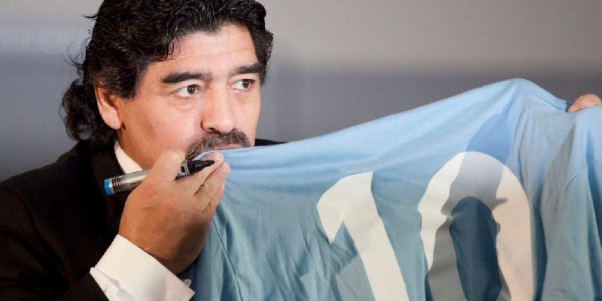 Maradona y Ancelotti ingresan al Salón de la Fama de Italia