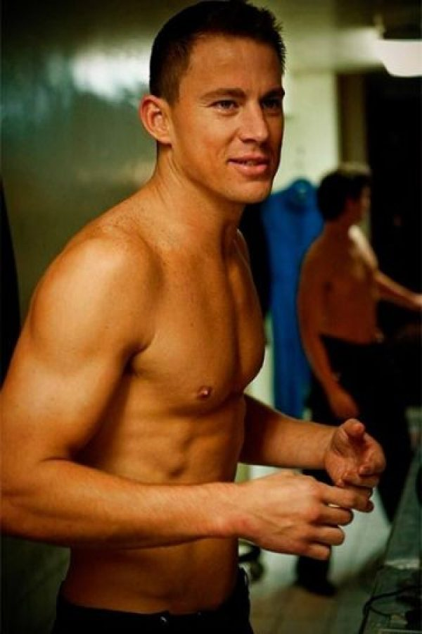 Channing Tatum: Nominado Foto:Pinterest