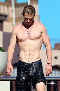 Chris Hemsworth: Nominado Foto:Pinterest