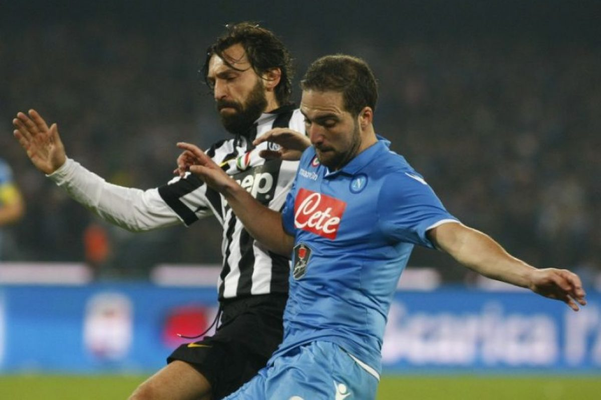 Andrea Pirlo Foto: Getty