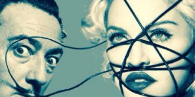Dalí Foto:Instagram/Madonna