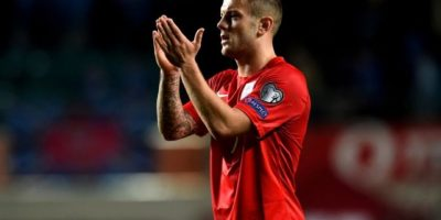 Jack Wilshere Foto:Getty Images