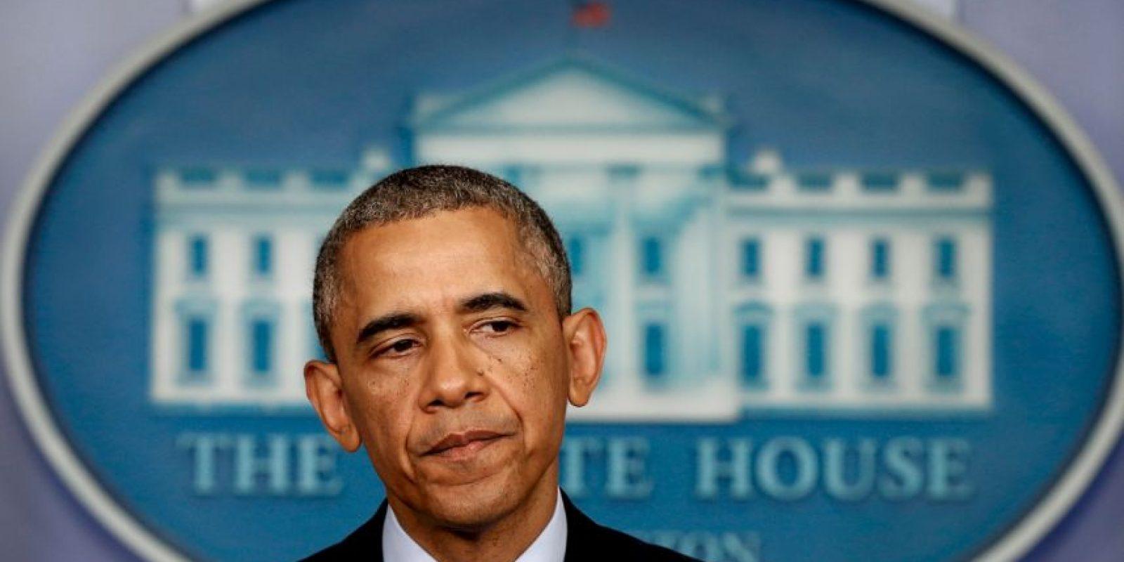 Sin embargo, los republicanos no están dispuestos a ceder. Foto:Getty Images