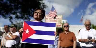 Ahora Cuba y Estados Unidos inician sus relaciones diplomáticas. Foto:Getty Images