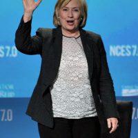 Hillary Clinton es la carta fuerte de los demócratas en las próximas elecciones. Foto:Getty Images