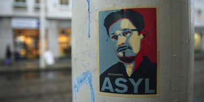 Edward Snowden destapó el espionaje que realiza Estados Unidos a ciudadanos y líderes mundiales. Foto:Getty Images