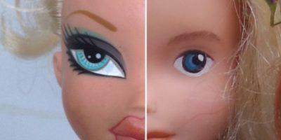 Se les quita todo el maquillaje. Foto:Tree Change Dolls /Tumblr