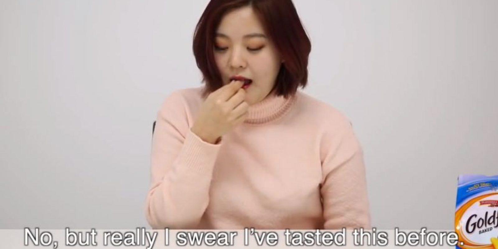 La mayoría reaccionaba incómodamente ante lo que comía. Foto:sw yoon/Youtube