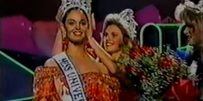 Miss México 1991 Foto: YouTube/Miss Universe