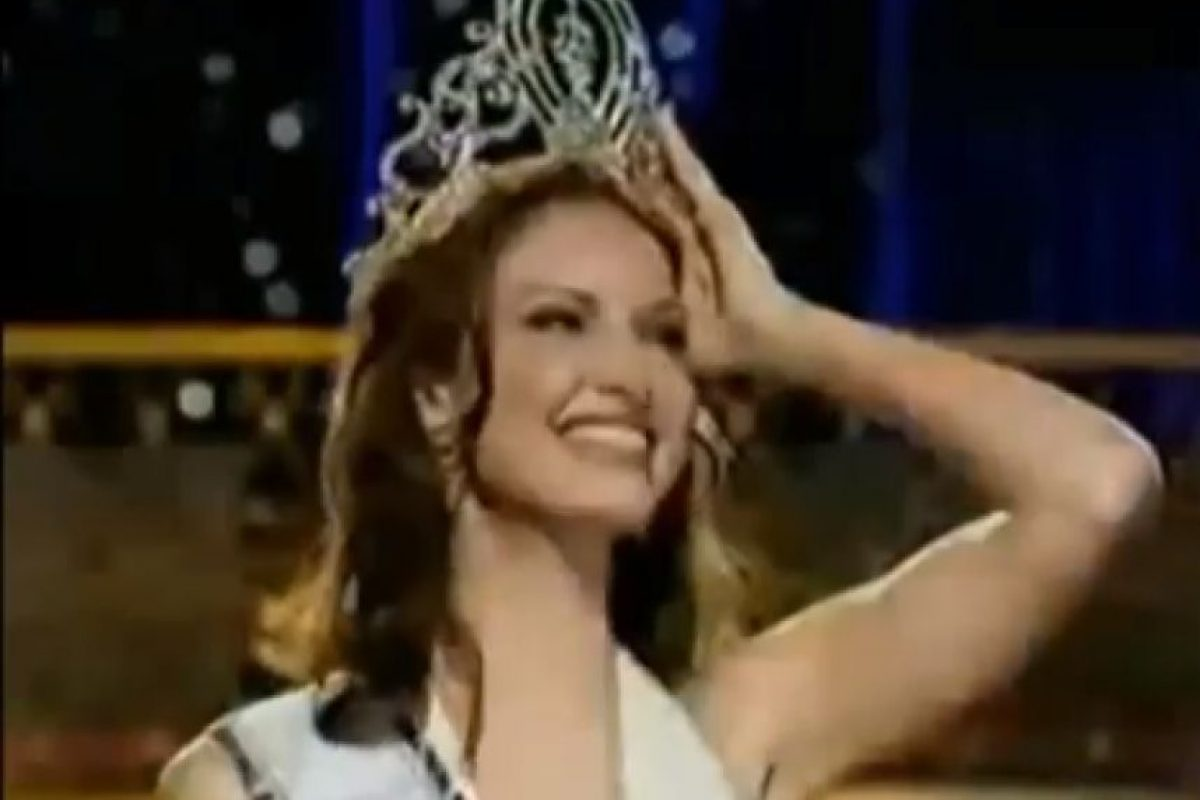 Miss Puerto Rico 2001 Foto: YouTube