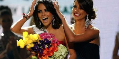 Miss México 2010 Foto: Getty Images