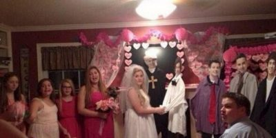 Efectivamente se casa. Foto:Twitter