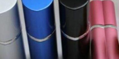 Labiales con gas pimienta Foto:GiJoesMilitaryService