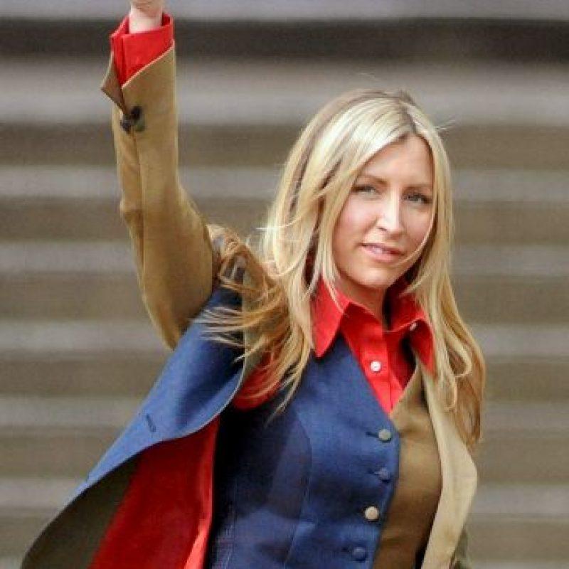 Heather Mills, una de las ex esposas de Paul McCartney, acaparó la atención de los medios cuando se hizo conocida su demanda de divorcio contra el famoso Beatle Foto:Getty Images