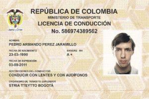 Estas son las caracteristicas que debe tener las nuevas licencias de conducción Foto:Cortesía RUNT