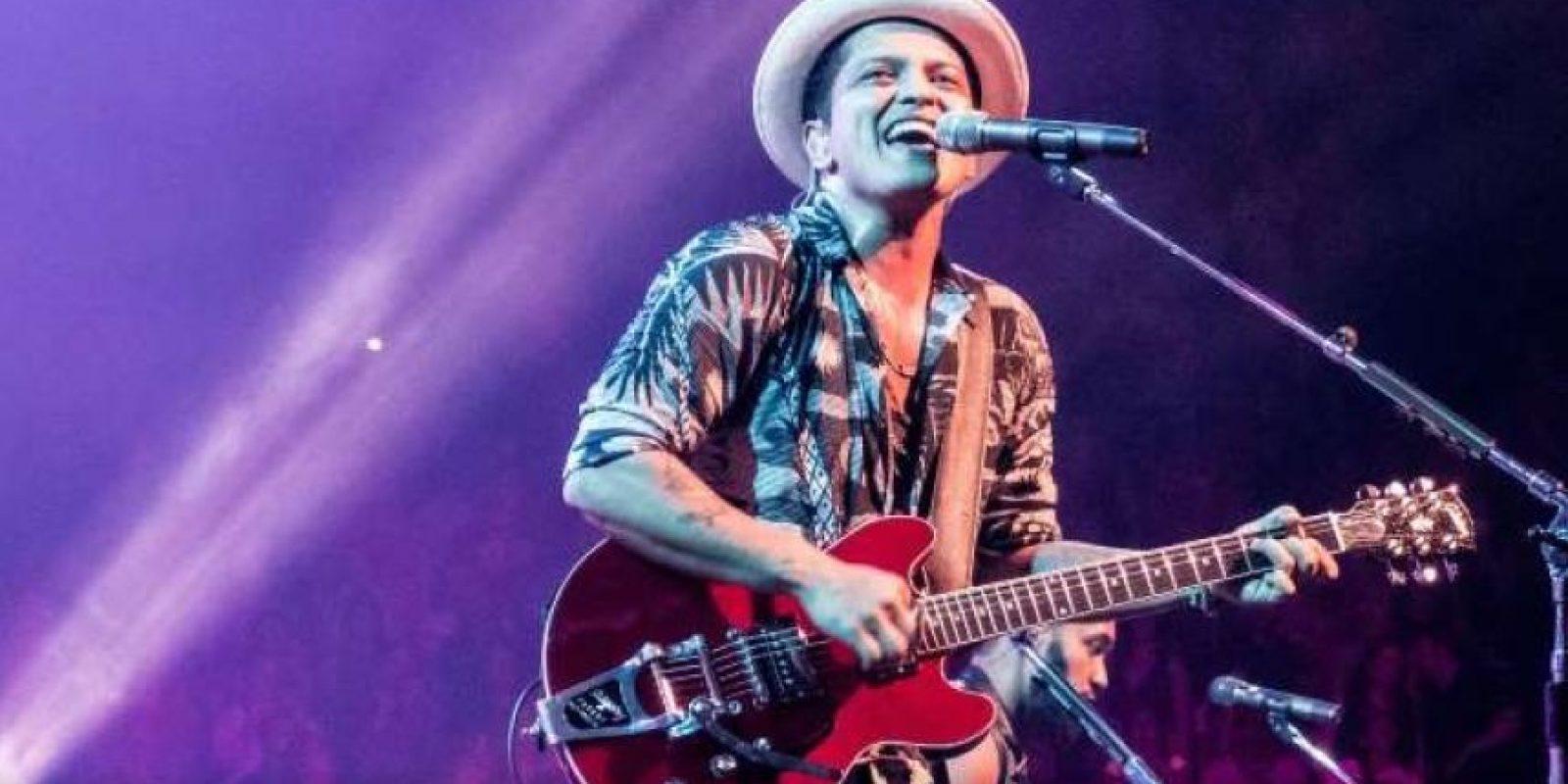 Bruno Mars / Peter Gene Bayot Hernández Foto:Getty Images