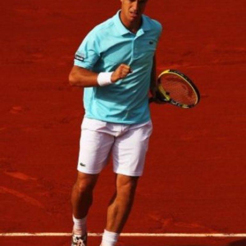 Richard Gasquet, tenista francés (2012). Foto:Getty Images