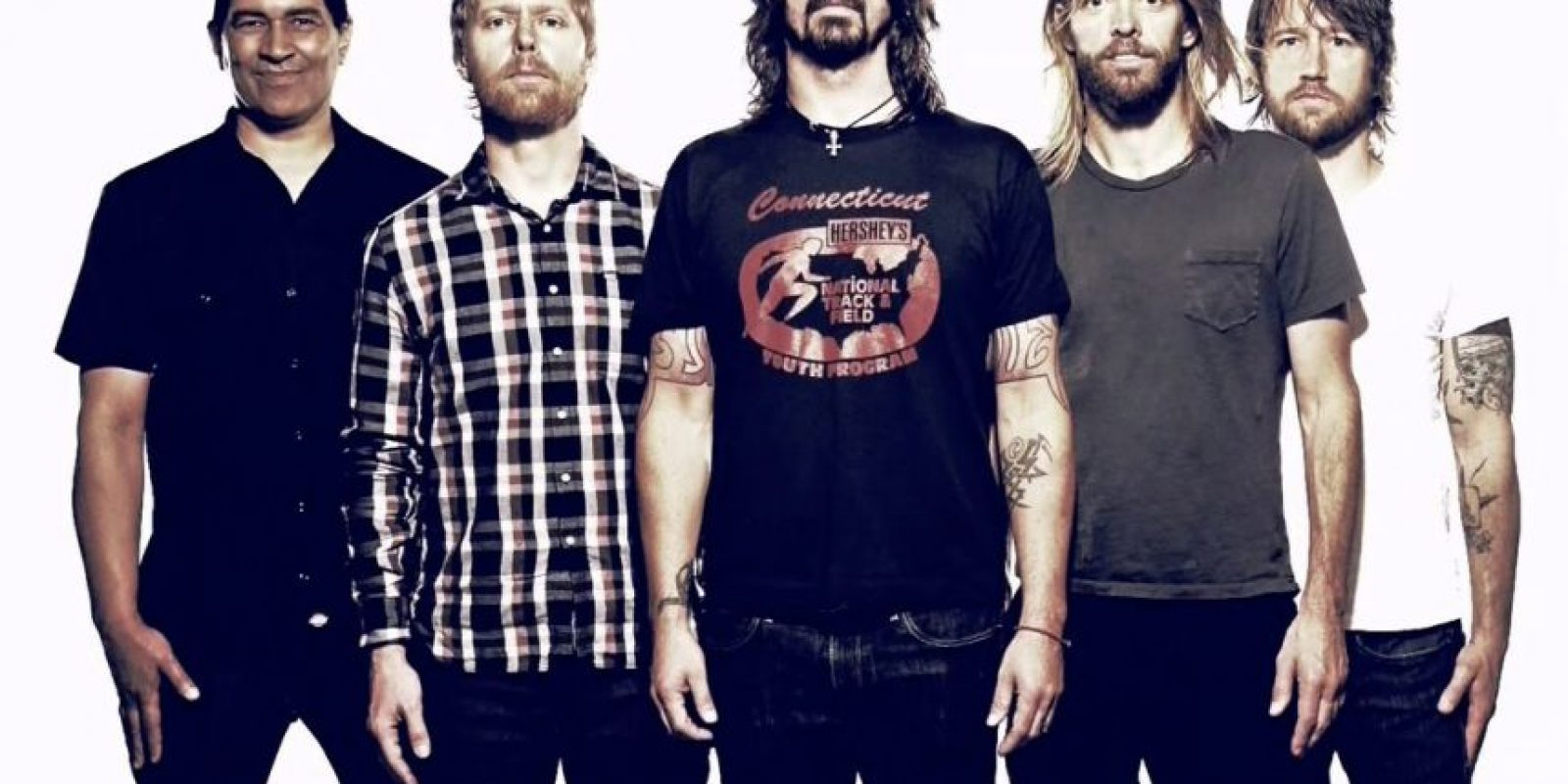 Foo Fighters. Foto: Oficial