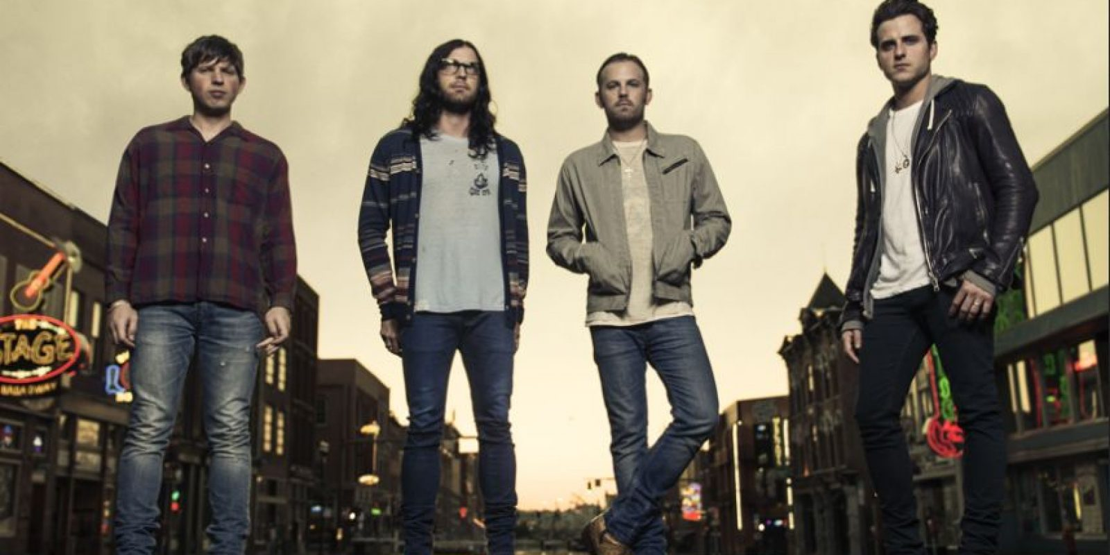 Kings of Leon. Foto: Oficial