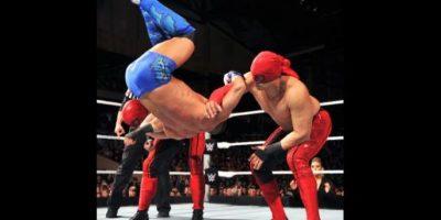Los Matadores Foto:WWE