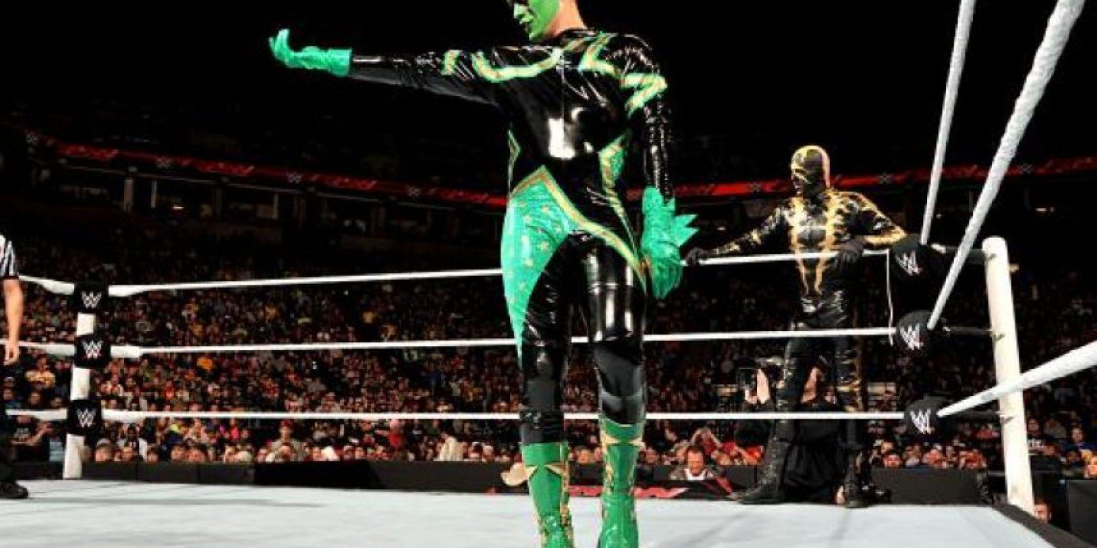 Stardust Foto:WWE