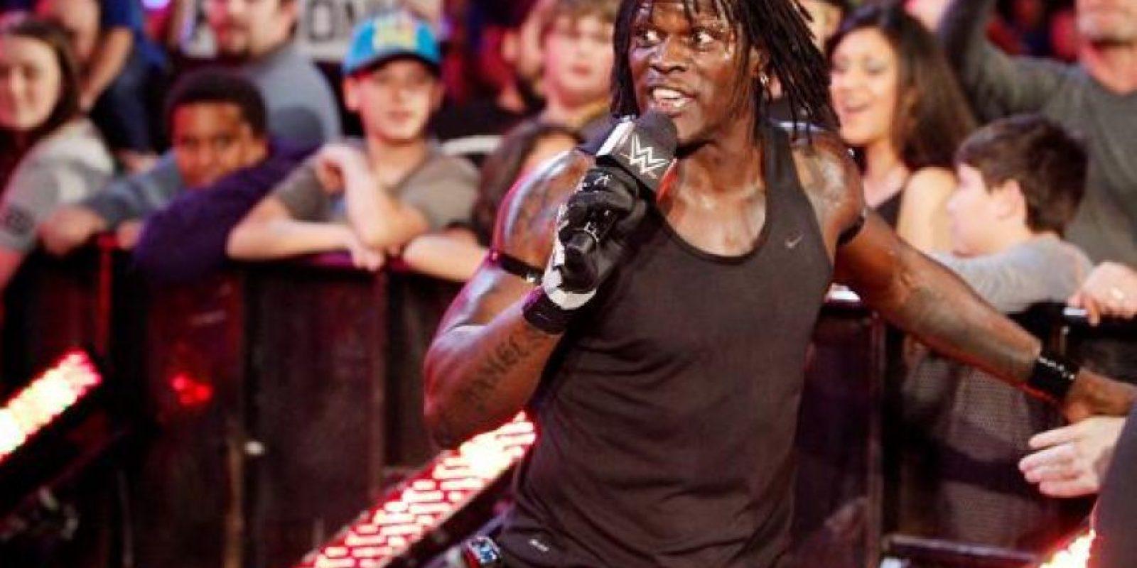 Es una buena oportunidad para que despegue Foto:WWE