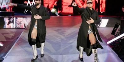 The Miz & Damien Mizdoz Foto:WWE