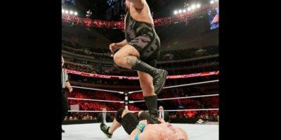 Big Show: Sus 2.13 metros lo pueden beneficiar en la batalla real Foto:WWE