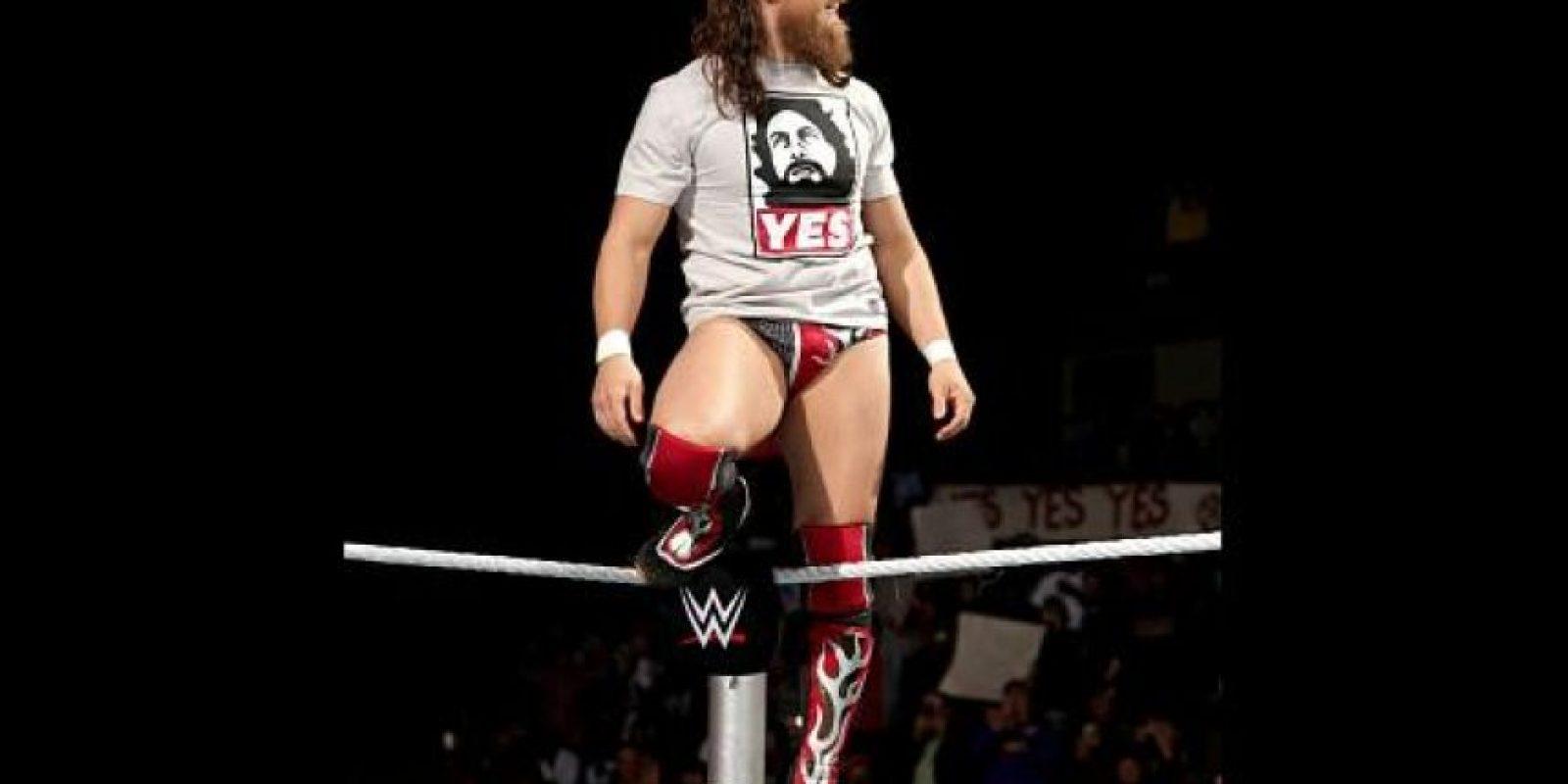 El excampeón mundial es uno de los más queridos por el público Foto:WWE